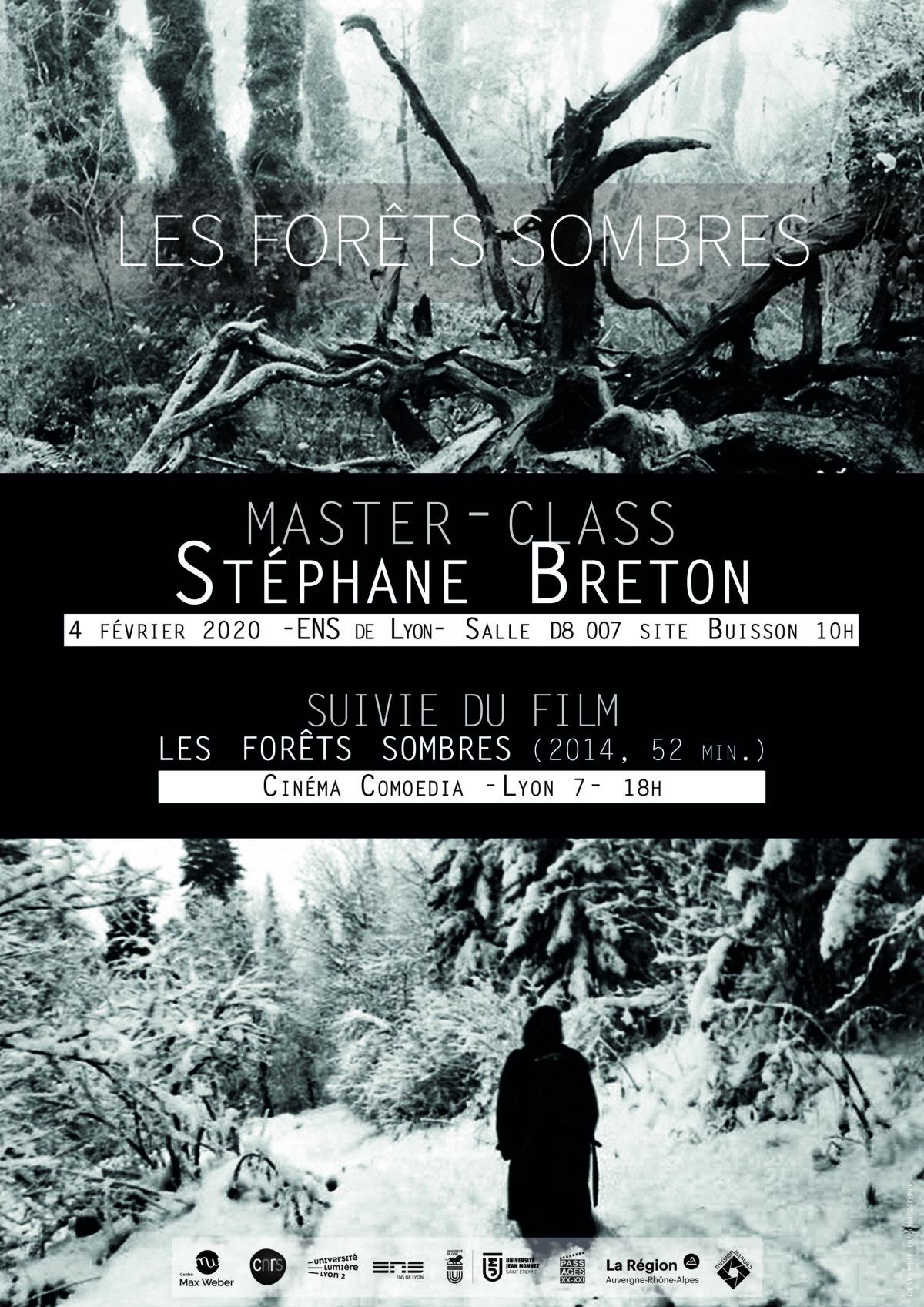 Master-class Stéphane Breton